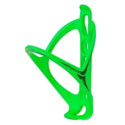 košík na fľašu FORCE GET plastový, zelený lesklý