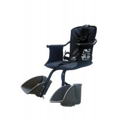 Detská sedačka PEKAS dám. MTB 32 mm, so stupačkami