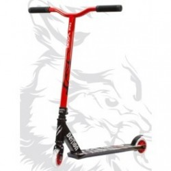 Bestial Wolf Demon Limited Scooter Black / Red