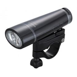Svetlo predné Topeak WHITE LITE HP25 FOCUS čierne