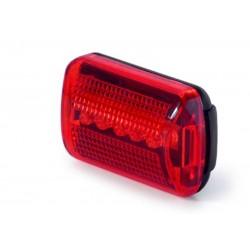 Svetlo zadné Extend, 5 LED červené