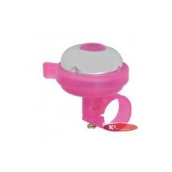 Zvonček PINKGIRL ružový/strieborný Special Edition