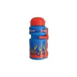 Fľaša FLAME modrá